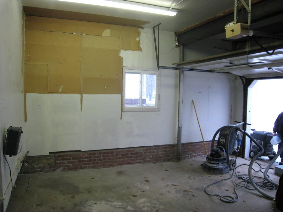 Garage Photo Gallery Before And After Garage Organization