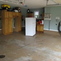 Rubber flooring for garage